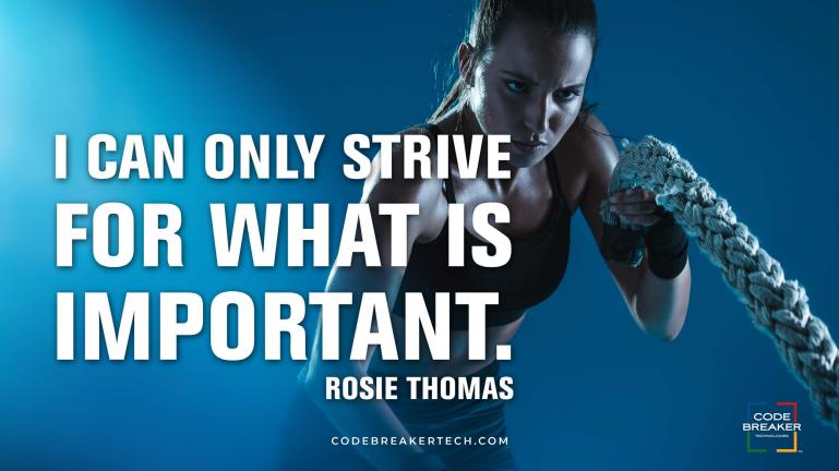 Rosie Thomas