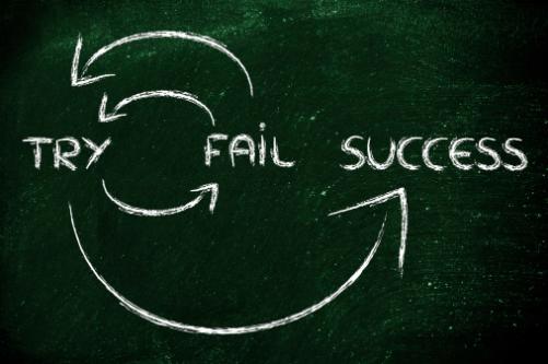 Try, Fail, Success