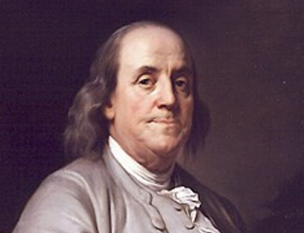 """If you empty your purse into your mind your mind will fill up your purse"" — Benjamin Franklin"