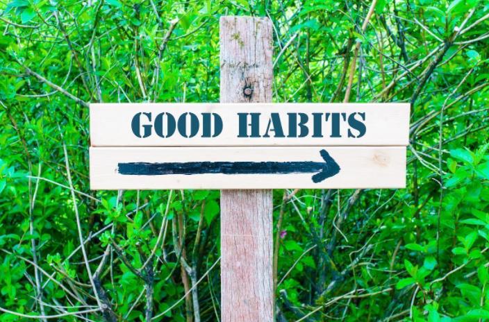 Good habits don't need to be hard.