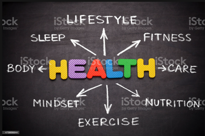 Your Health Is Your Wealth!